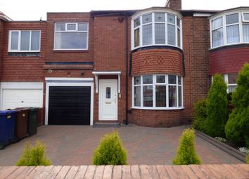 Thumbnail 3 bedroom semi-detached house for sale in Edendale Avenue, Walkerdene, Newcastle Upon Tyne