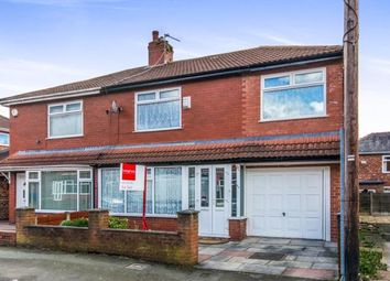 Thumbnail 4 bed semi-detached house for sale in Wilshaw Grove, Ashton-Under-Lyne, Greater Manchester