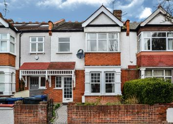 Thumbnail 3 bed terraced house for sale in Haslemere Avenue, London