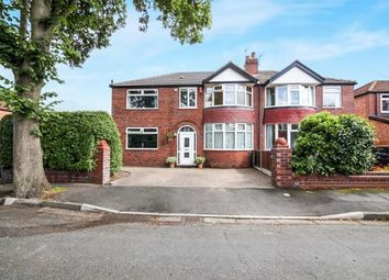 Thumbnail 4 bed semi-detached house for sale in Pulford Road, Sale, Manchester, Greater Manchester