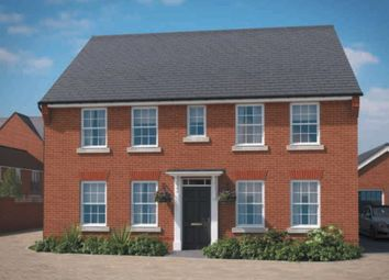 """Thumbnail 4 bed detached house for sale in """"Chelworth"""" at Carters Lane, Kiln Farm, Milton Keynes"""