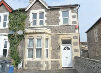 Thumbnail 2 bed flat for sale in Beaufort Road, Weston-Super-Mare