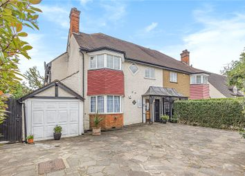 Morford Way, Eastcote, Middlesex HA4. 3 bed maisonette