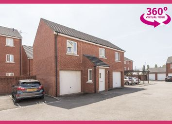 Thumbnail 2 bed flat for sale in Alicia Crescent, Newport