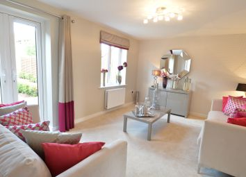 Thumbnail 3 bedroom detached house for sale in Henhurst Hill, Burton-On-Trent