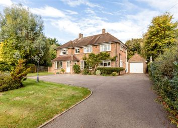 Thumbnail 5 bed detached house for sale in West Way, West Broyle, Chichester, West Sussex