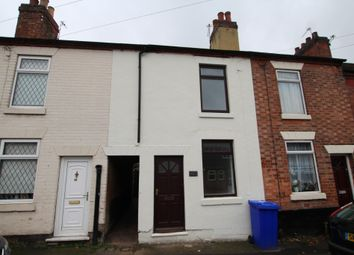 Thumbnail 2 bed terraced house to rent in Long Street, Burton-On-Trent