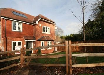 Thumbnail 4 bed detached house for sale in Lyngarth Close, Leatherhead, Surrey