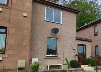 Thumbnail 2 bed semi-detached house to rent in Greenhill Street, Dingwall