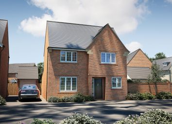 "Thumbnail 4 bed detached house for sale in ""The Sawley"" at Oakley Wood Road, Bishops Tachbrook, Leamington Spa"