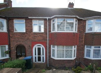 Thumbnail 3 bedroom terraced house to rent in Terry Road, Coventry