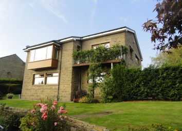 Thumbnail 5 bed detached house for sale in Craig Lodge, Pennine View, Kirkheaton, Huddersfield