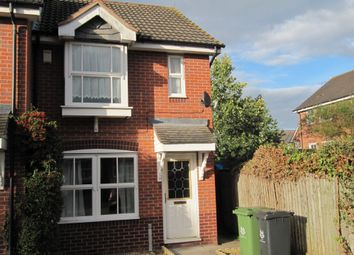 Thumbnail 2 bed end terrace house for sale in Grove Field, Warndon, Worcester