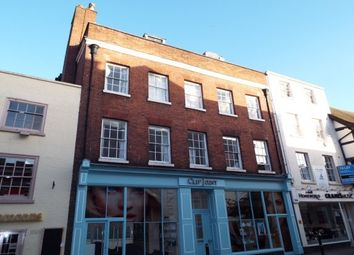 Thumbnail Studio to rent in 27 New Street, Worcester