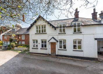 Orchard Cottages, Horsham Road, Holmwood, Dorking RH5. 4 bed semi-detached house for sale