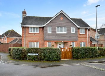 Thumbnail 5 bed detached house for sale in Harrison Way, West Moors, Ferndown, Dorset