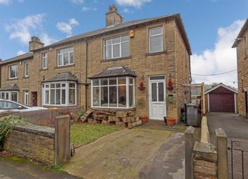 Thumbnail 3 bedroom semi-detached house for sale in Lane Side, Huddersfield