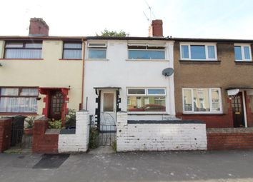 Thumbnail 3 bed terraced house for sale in Ailesbury Street, Newport
