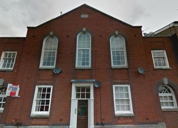 Thumbnail 3 bed flat to rent in Massey House, Hatton Street, Macclesfield, Cheshire