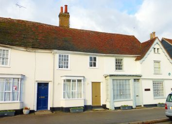 Thumbnail 3 bed terraced house for sale in High Street, Kelvedon, Colchester