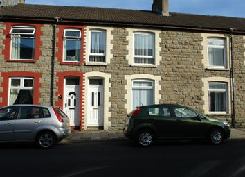 Thumbnail 3 bed terraced house to rent in Glannant Street, Cwmfelinfach