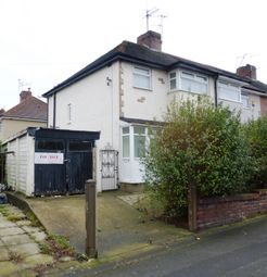Thumbnail 3 bed end terrace house for sale in Gorsey Lane, Wallasey