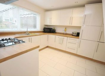 Thumbnail 3 bed terraced house for sale in Millcroft, Norwich