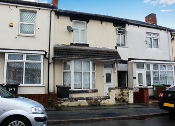 Thumbnail 3 bedroom terraced house for sale in Wanderers Avenue, Wolverhampton, West Midlands