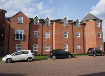Thumbnail 2 bed flat for sale in Verde Close, Eye, Peterborough