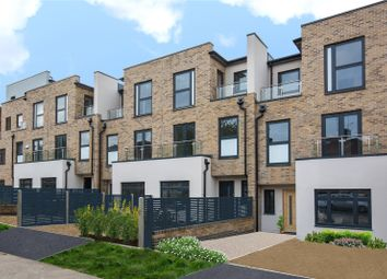 Thumbnail 4 bed terraced house for sale in Waterfall Road, New Southgate, London