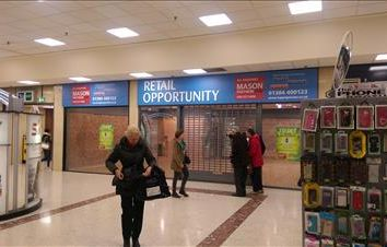 Thumbnail Retail premises to let in Unit 3 Hardshaw Centre, St Helens, Merseyside