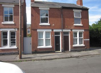 Thumbnail 2 bedroom end terrace house to rent in Sherwin, Derby
