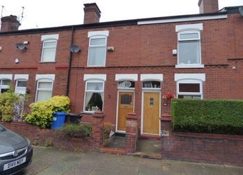 Thumbnail 3 bed terraced house to rent in Berlin Road, Stockport