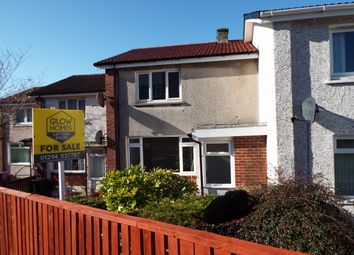 2 bed terraced house for sale in Chaplehill Mount, Ardrossan KA22
