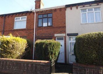 Thumbnail 2 bedroom terraced house for sale in Carnarvon Grove, Sutton-In-Ashfield