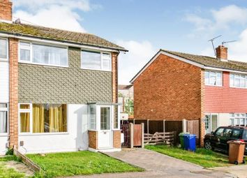 3 bed end terrace house for sale in Grays, Thurrock, Essex RM17
