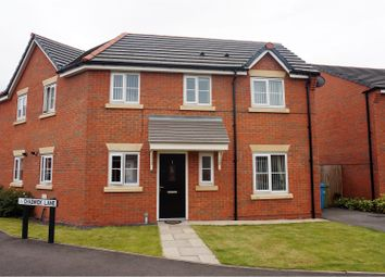 Thumbnail 3 bed semi-detached house for sale in Chadwick Lane, Widnes