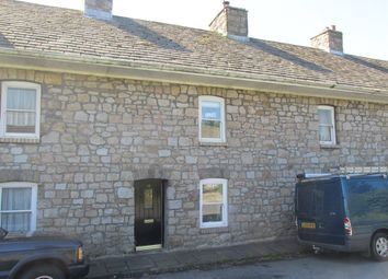 Thumbnail 1 bed terraced house for sale in Collins Row, Rhymney, Tredegar