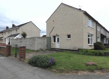 Thumbnail 2 bed end terrace house for sale in Britonside Avenue, Kirkby, Liverpool