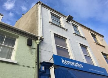 Thumbnail 2 bed flat to rent in The Street, Charmouth, Bridport