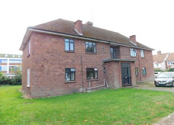 Thumbnail 2 bedroom flat to rent in Church Close, Norwich