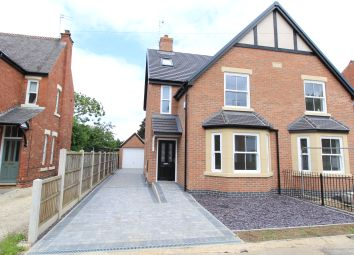 4 bed semi-detached house for sale in Elm Avenue, Attenborough, Nottingham NG9