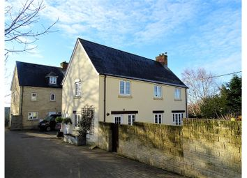 Thumbnail 4 bed link-detached house for sale in Manor Gardens, Wincanton