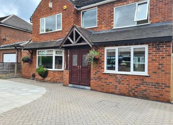 4 bed detached house for sale in Martinscroft Road, Newall Green, Wythenshawe, Manchester M23