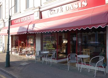 Thumbnail Commercial property to let in Cafe, Bournemouth