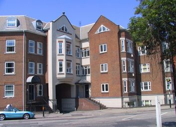 Thumbnail 2 bed flat to rent in Coniston Court High Street, Harrow On The Hill