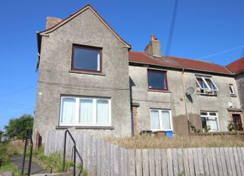 Thumbnail 3 bed flat for sale in Factory Road, Leven, Fife