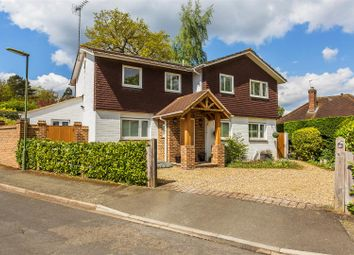 Thumbnail 5 bed detached house for sale in Old Acre, Pyrford, Woking