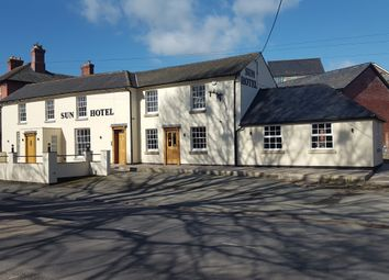 Thumbnail Pub/bar for sale in Llansantffraid Ym Mechain, Llansantffraid