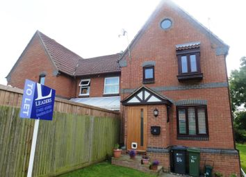 Thumbnail 1 bed end terrace house to rent in Dairymans Walk, Burpham, Guildford